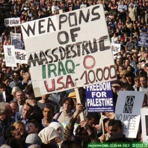 Weapons of mass destruction, were they a valid excuse for war in Iraq
